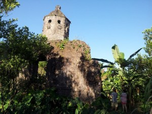 Of Ruins and Roots: Exploring Lagonoy's Buried Church