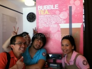 Bubble Town Bubble Tea in Bicol (Naga finds!)