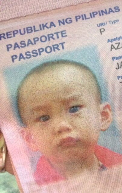 How to get a philippine passport for your baby spiral sun javys philippine passport photo ccuart Image collections