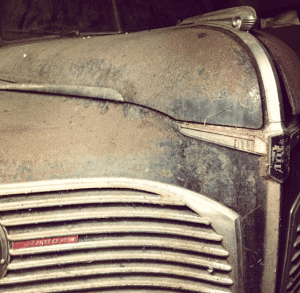 [His Story] His 1938 Dodge Plymouth