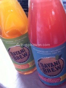 Classic Bayani Brew and Purple Leaf - lovingly brewed at the Enchanted Farm